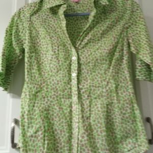Blouse by Lilly Pulitzer